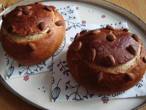 feestelijk roggebrood apart kl