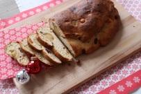 kerstbrood met amandelspijs